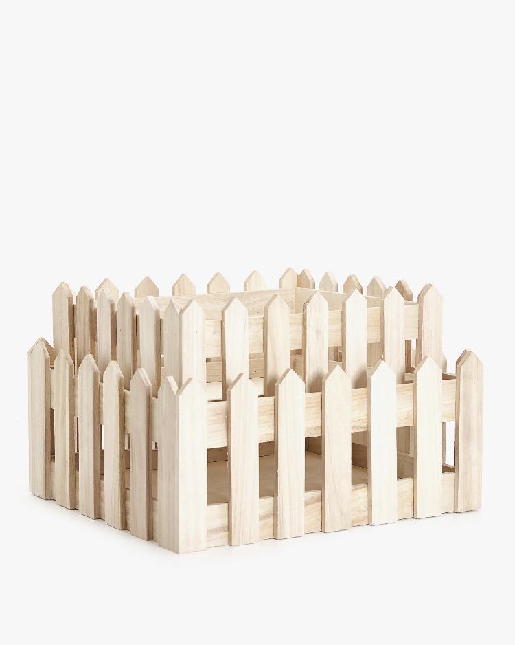 Caja Madera Multiusos - Zara Home