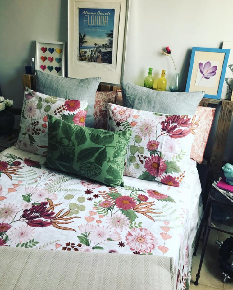 Nuestro Dormitorio Floral