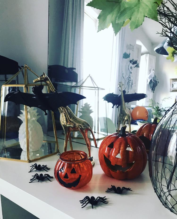 Decoración de Halloween 2019