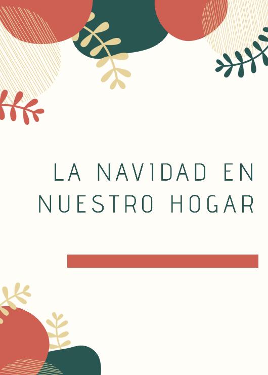 La Navidad en Nuestro Hogar - 2019/2020