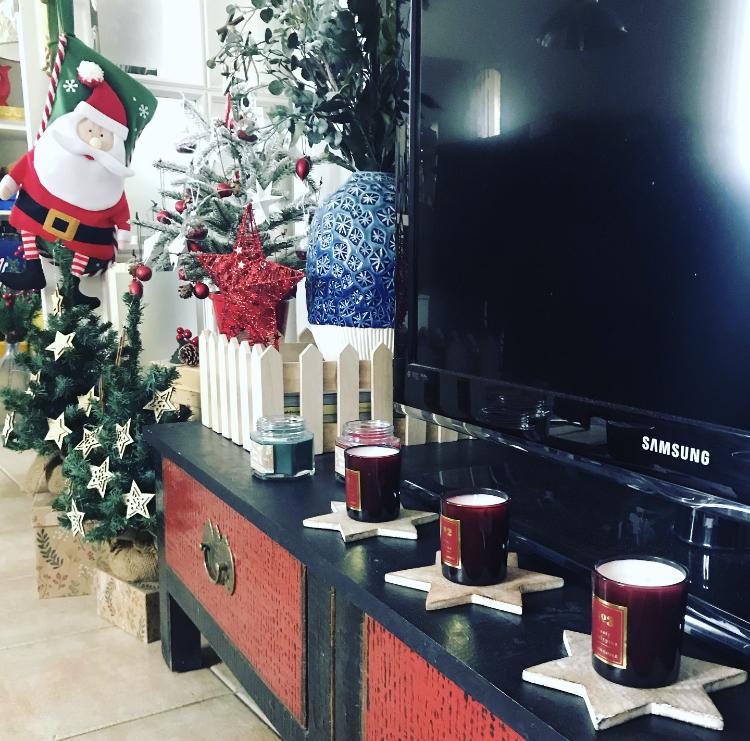 Selección Velas Navidad - H&M Home