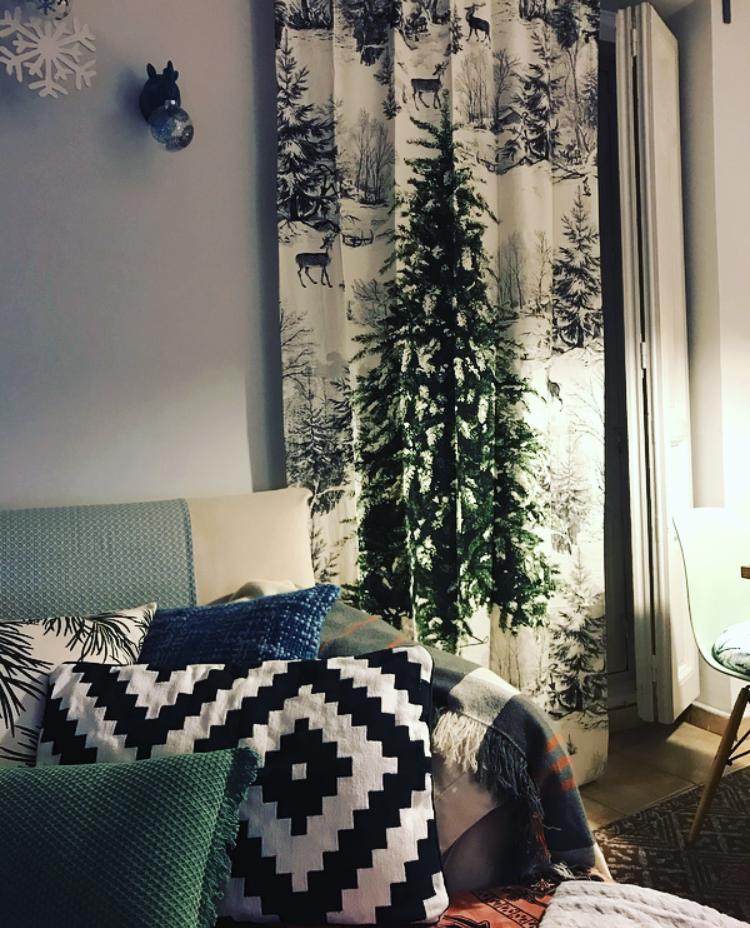 Elementos de Estilo Nórdico - H&M Home / Ikea