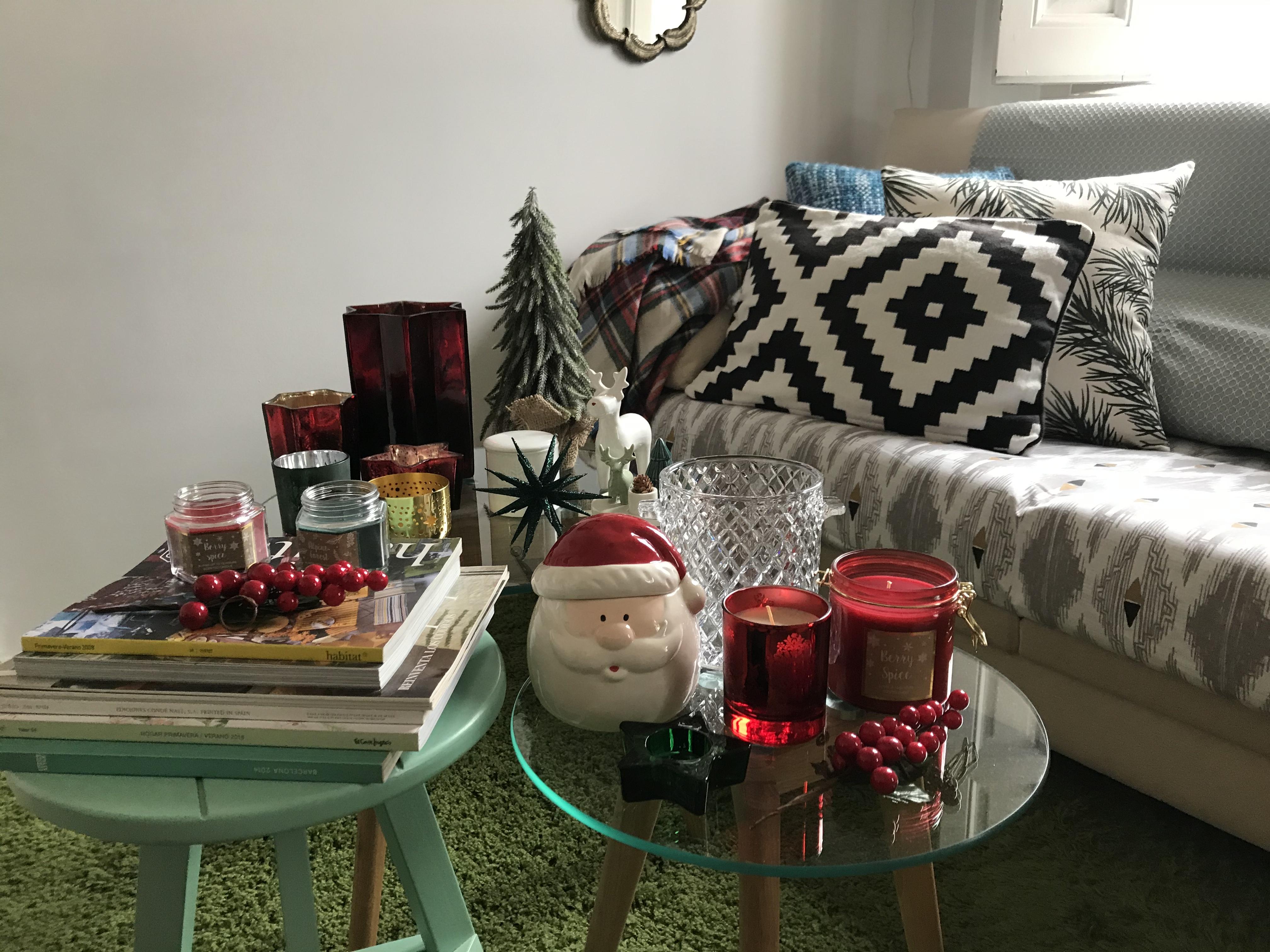 Escenas de Navidad en Nuestro Hogar